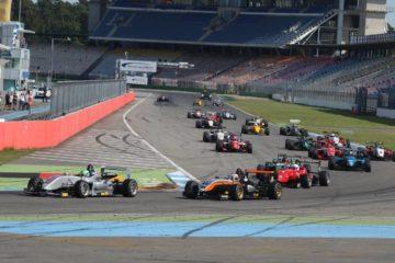 A Vallelunga il penultimo round della F2 Italian Trophy