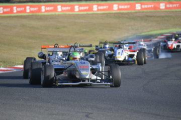Fontana e la Dallara si impongono a Vallelunga in Gara 1