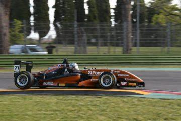 Ponzio vince Gara 1 e fa tris a Spa, 2° Bracalente