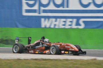 Riccardo Ponzio concede il bis in Gara 2 a Monza