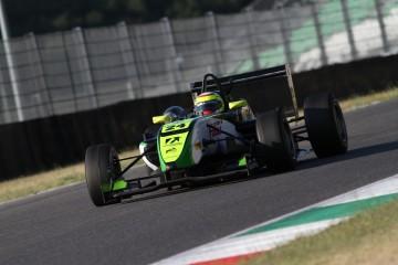 Storica vittoria di Giorgio Venica in Gara 1 al Mugello