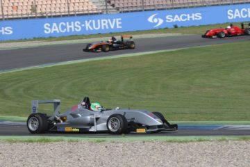 A Hockenheim Andrea Fontana fa doppietta, conquistando Gara 2
