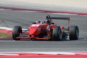 Bernardo Pellegrini trionfa in Gara2 a Misano