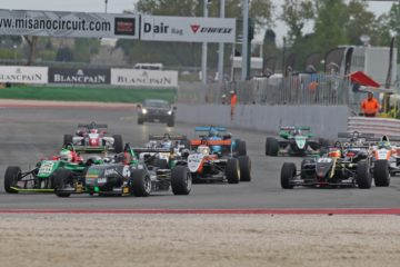 A Misano si accendono i motori della F2 Italian Trophy
