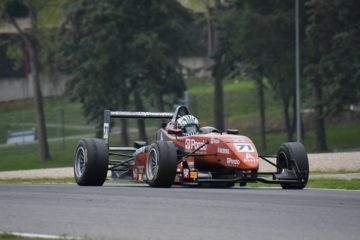 Seconda pole stagionale per Riccardo Ponzio al Mugello