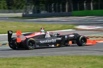 Vittoria all'ultimo respiro per Alessandro Bracalente a Monza