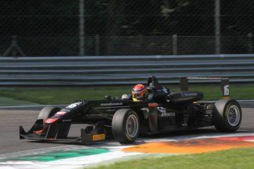 Storica vittoria per Antoine Bottiroli in Gara 1 al Most